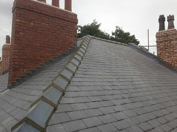 Slate Roofing in York