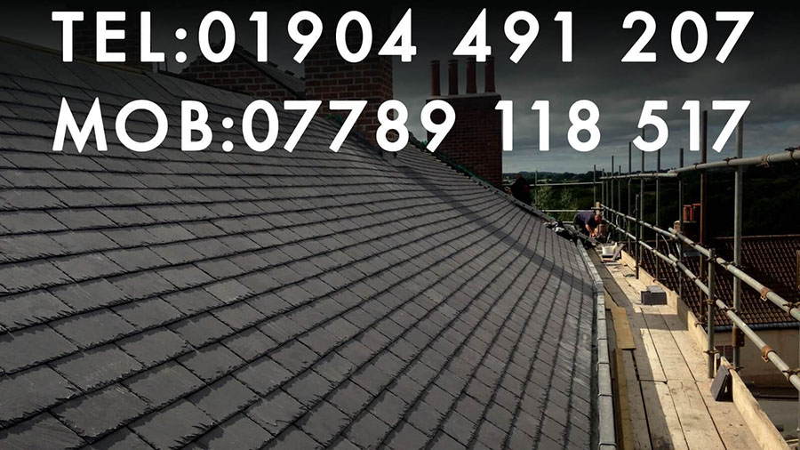 Welcome to RKS Roofing - York
