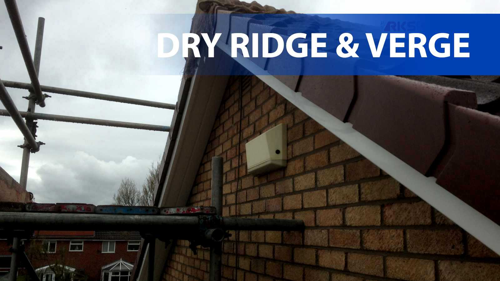 Dry ridge and verge systems in York