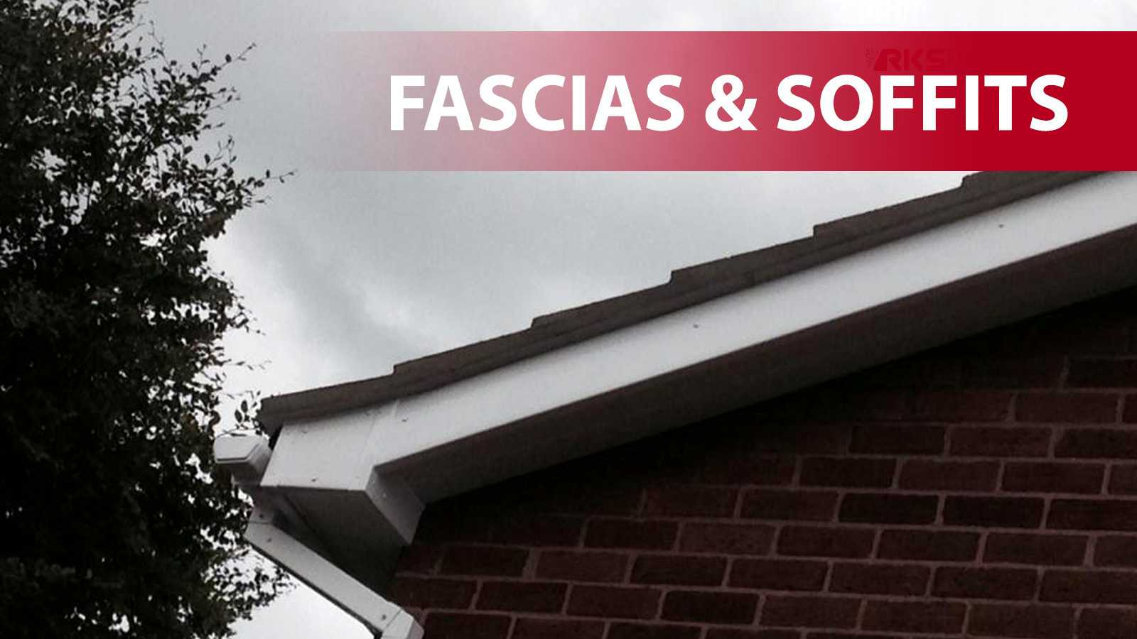 Fascia and Soffits in York