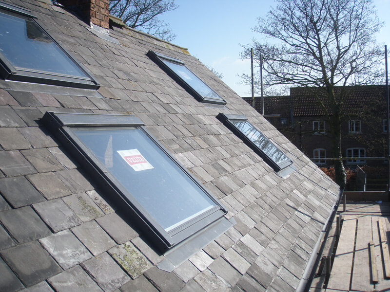 Roofing Company in York